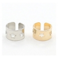 Ear cuffs (кафф) Аниме звезда цвет серебро мини