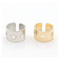 Пирсинг Ear cuffs (кафф) Аниме звезда цвет серебро мини  производства Гонконг