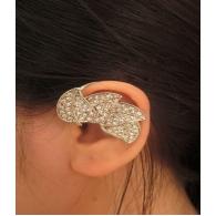 Ear cuffs (кафф) Алмазные листья