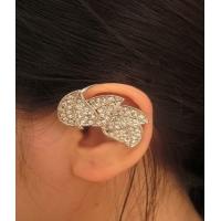 Пирсинг Ear cuffs (кафф) Алмазные листья производства Гонконг