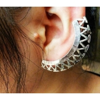 Ear cuffs (кафф) Полумесяц готик