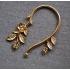 Ear cuffs (кафф) Роза фото пирсинг 2