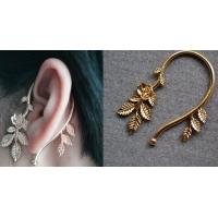 Пирсинг Ear cuffs (кафф) Роза производства Гонконг