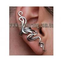 Пирсинг Ear cuffs (кафф) Ветренный завиток производства Гонконг