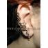 Ear cuffs (кафф) Ветренный завиток фото пирсинг 4