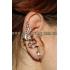 Ear cuffs (кафф) Ветренный завиток фото пирсинг 3