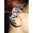 Ear cuffs (кафф) Летучая мышь , цвет серебро