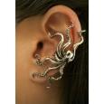Ear cuffs (кафф) Осьминог