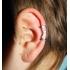Ear cuffs (кафф) Шик - покрытие серебро фото пирсинг 1