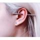 Ear cuffs (кафф) Пронзающий конус