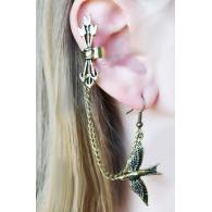 Ear cuffs (кафф) Пересмешник