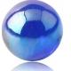 Шарик UV С АВ покрытием  1,2*3  / разные цвета