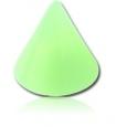 Конус UV  неон 1,6*5 / разные цвета
