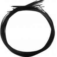 ПТФЕ 1,2 мм нужной длины (длина в мм), цвет BK (черный)