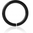 Хард 0,8 мм мед. сталь черная на изгиб / разные размеры