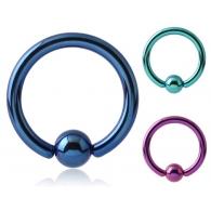 Хард 1,2 мм титан шарик титан / 1,2*8*4 / разные цвета