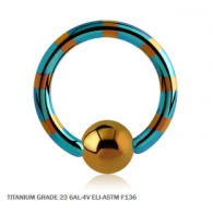Хард 1,2 мм титан шарик титан полоска / 1,2*10*4 / brz-dgr