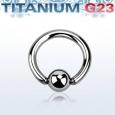 Хард 3 мм титан шарик титан / 3*16*8 / разные цвета