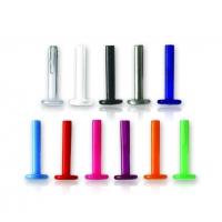 Пирсинг Лабрет 1,2 мм биофлекс для внутренней вставки-шляпки 1,2*5(4) производства Thailand