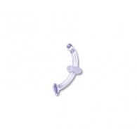Ретейнер микробанан биофлекс 1,2  цвет биофлекса CL / 1,2*10
