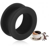 Тоннель биофлекс с ароматом кофе 06 мм / черный