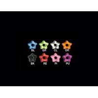 Пирсинг Аксессуар на шарик штанги для пирсинга языка - Пончик-звезда UV производства Thailand