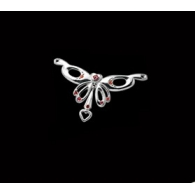 Цепочка на талию Бабочка, длина 100 см