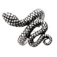 Кольцо Змея / 15 мм