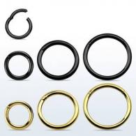 Хард 1,2 мм мед. сталь черная сегмент фиксированный / размеры