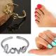 Кольцо Love / разные цвета