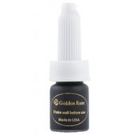 Пигмент Golden Rose для татуажа цвет Jet Black (угольно черный)