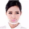 Защитный экран-маска для косметолога, бьюти мастера (многоразовая)