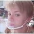 Защитный экран-маска для косметолога, бьюти мастера (многоразовая) фото пирсинг 2